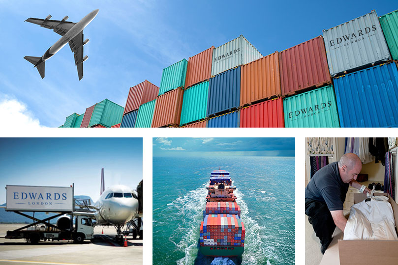 Shipping & Airfreight
